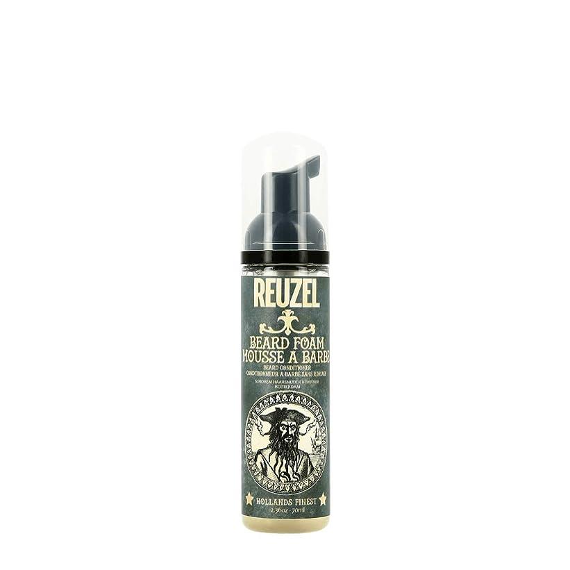 アラビア語弁護士履歴書ルーゾー Reuzel Beard Foam - Beard Conditioner 70 ml [並行輸入品]