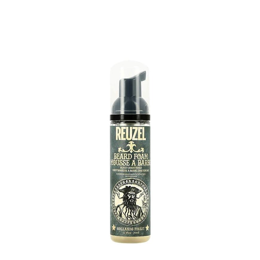 つぶすシャットゼロルーゾー Reuzel Beard Foam - Beard Conditioner 70 ml [並行輸入品]