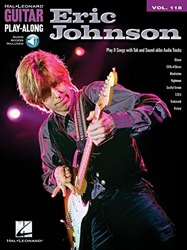 Guitar Play-Along Volume 118: Eric Johnson: Noten, CD für Gitarre