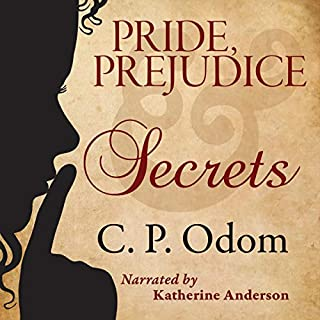 Pride, Prejudice & Secrets cover art