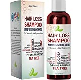 Best Hair Loss Shampoo Potent Hair Loss Fighting Formula Topical Regrowth Treatment Restores Hair...