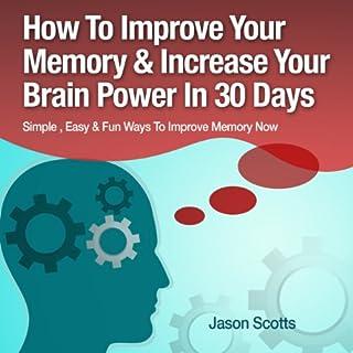 Memory Improvement - Techniques, Tricks & Exercises cover art