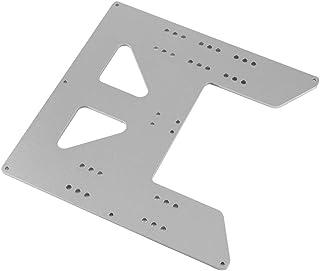 إكسسوارات الطابعة ثلاثية الأبعاد لوحة قاعدة سرير ساخنة لوحة ألومنيوم مؤكسد لموردي تحسين الطابعة Anet A8 3D