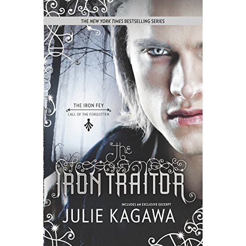 The Iron Traitor audiobook cover art