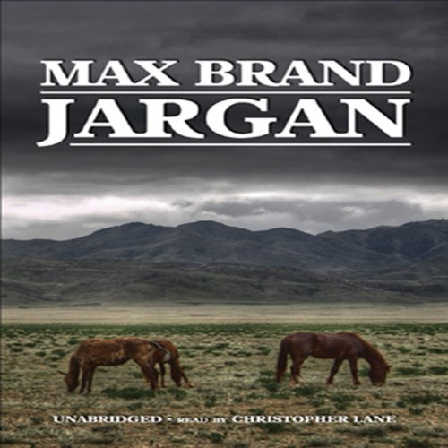 Jargan audiobook cover art
