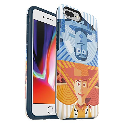 of price on iphone 7 plus dec 2021 theres one clear winner OtterBox Symmetry Series Disney Pixar Toy Story Case for iPhone 8 Plus & iPhone 7 Plus (ONLY) Buzz & Woody