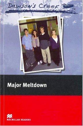 Macmillan Readers Dawson's Creek 3 Major Meltdown Elementary Without CDの詳細を見る