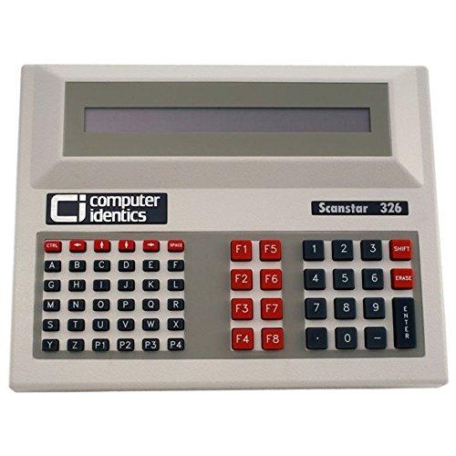 Why Choose Computer Identics ScanStar 326 Bar Code Terminal - 326A1668206236