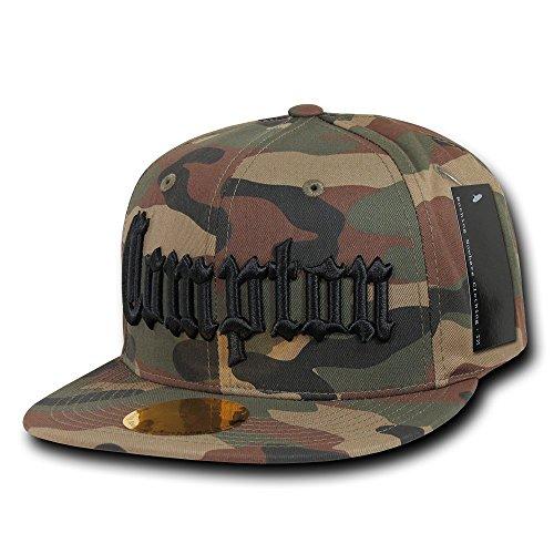 Nothing Nowhere Camo City Kopfbedeckung Einheitsgröße Compton