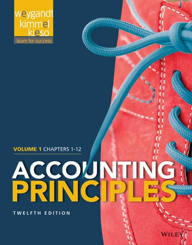 Accounting Principles, Chapters 1-12 PDF Books