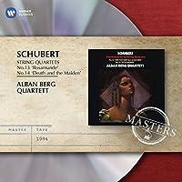 String Quartets No 14 D Minor Death & Maiden by Alban Berg Quartet (2014-09-03)