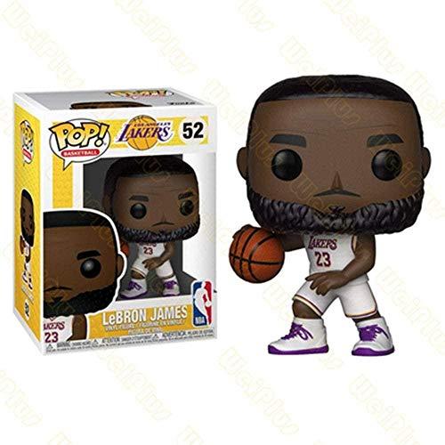LiQi Funko Pop NBA Basketball Star Adornos Muñeca-Santiago # 52