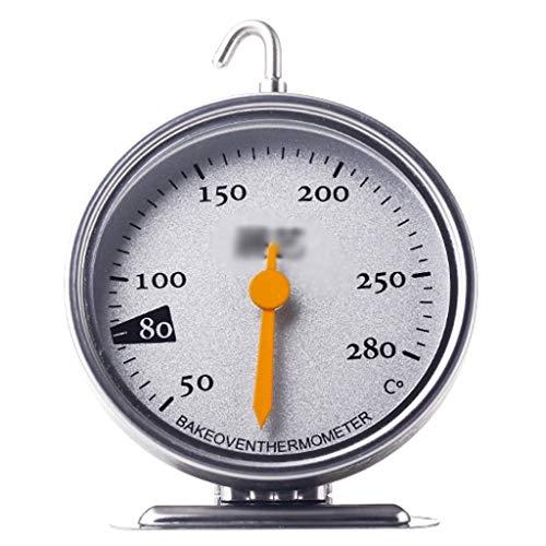 Roestvrij staal Huishoudelijke Opknoping Hoge Temperatuur Oven Thermometer Keuken Gebruiksvoorwerp Bakgereedschap Pizza Oven Accessoires Koken Thermometers