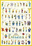 1art1 40764 Die Simpsons - More Classic Poster 91