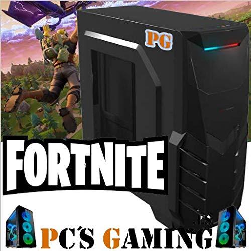 PC Gaming RGB AMD Ryzen 3 2200G A 3,7 GHz T. Grafica...