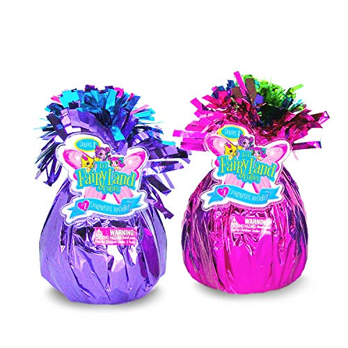 Fairy Land Cuties Lil Fairy Cuties 2 pack Collectable Doll, Styles may Vary