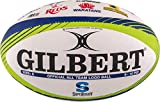 Ballon rugby - Super Rugby Memorabilia - T5 - Gilbert