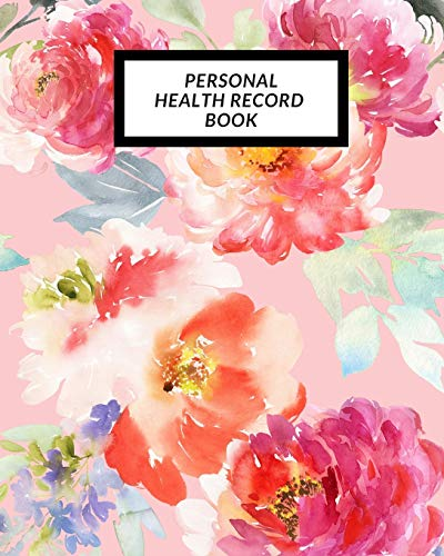 Personal Health Record Book: Child's Medical History To do Book , Baby 's Health keepsake  Register & Information Record Log, Treatment Activities ... and Healthy Development  Reference Book
