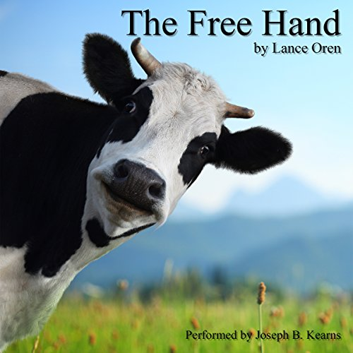 The Free Hand audiobook cover art