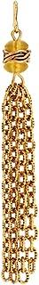 Alex and Ani Glory Tassel Rose Gold One Size Charm CS16C77RG