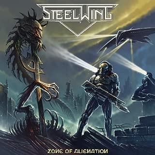 Zone of alienation by Steelwing (2012) Audio CD