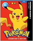 Pokemon: Indigo League - Season 1 Limited Edition (BD) [Blu-ray]