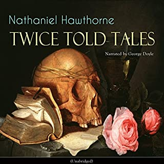 Twice Told Tales audiobook cover art