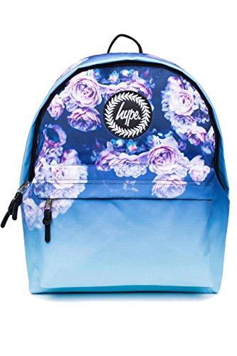 HYPE Ryggsäck ryggsäck skolväska för flickor pojkar | rosenbleknar | idealisk resa dag axelväska