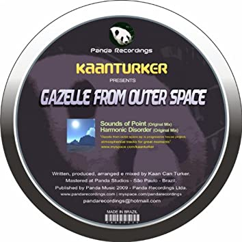 Gazelle From Outer Space EP