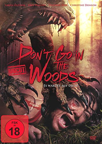 Don't go in the Woods - Es wartet auf dich! (uncut)