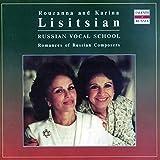 Rouzanna and Karina Lisitsian - Romances of Russian Composers
