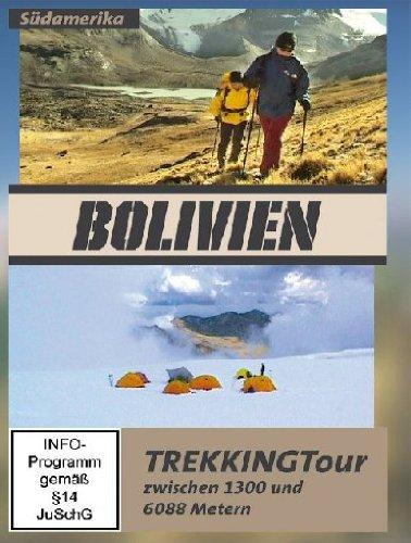 Bolivien - Trekkingtour zwischen 1300 und 6088 Metern