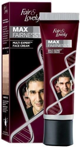 Fair & Lovely Max Fairness Multi Expert Face Cream, 50gm