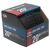 BELL 7091019 BMX Bike Tire, 20' x 1.75-2.25', Black