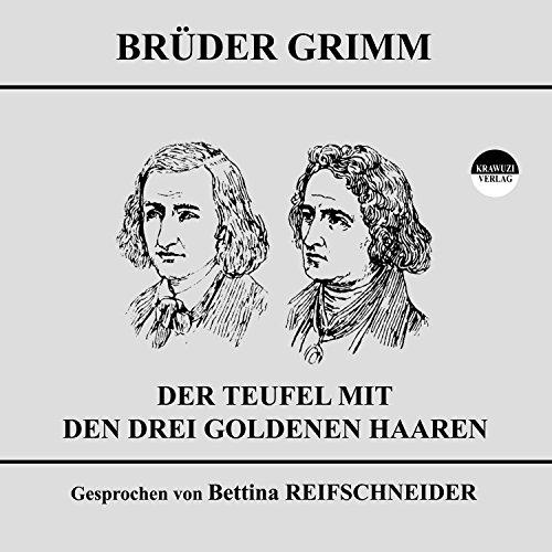 Der Teufel mit den drei goldenen Haaren audiobook cover art