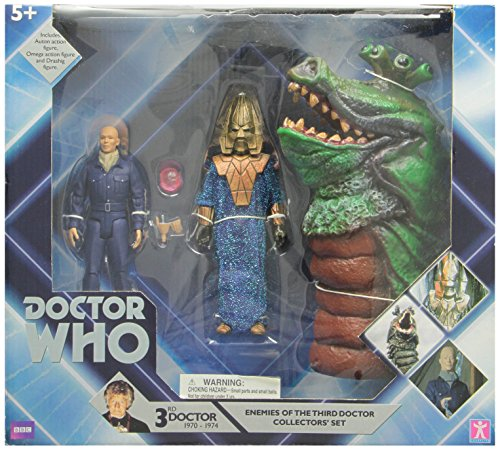doctor who omega figure - 1