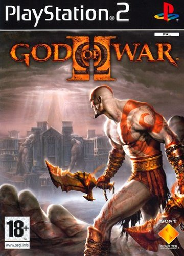 GIOCO PS2 GOD OF WAR 2
