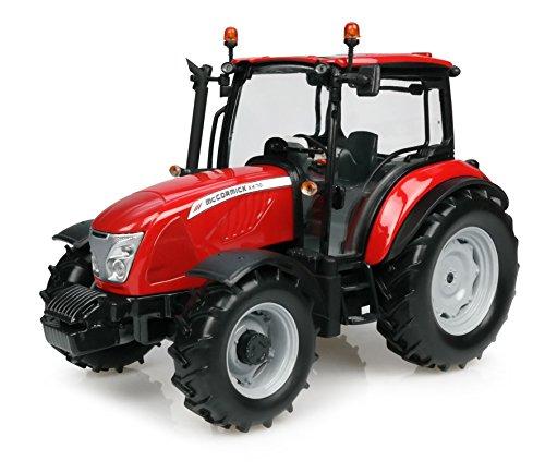 Universal Hobbies - UH4945 - Tracteur MC Cormick X4.70 - Rouge - Echelle 1/32