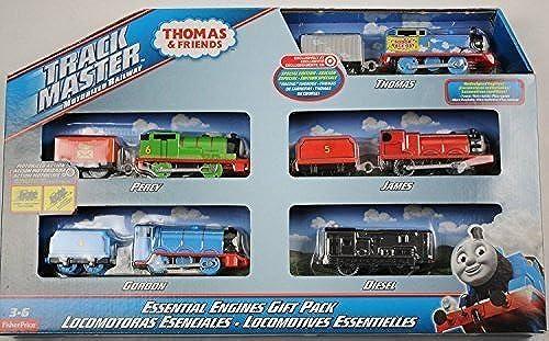 estar en gran demanda Thomas and Friends Track Master Master Master Motorized Railway Essential Engines Gift Pack by Thomas & Friends by Thomas & Friends  saludable