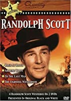 Randolph Scott [DVD]