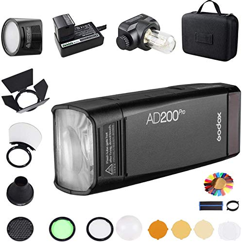 GODOX Flash WITSTRO AD200 Pro Pocket Flash