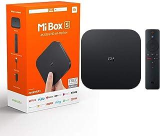 comprar comparacion MCorz, Original Xiaomi TV Box S (EU Version) 4K Ultra HD con Dolby Audio, Control Remoto Asistente de Google, Control Remo...