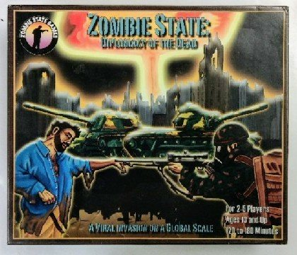 Zombi State: Diplomacy of the Dead [Rollenspiel].