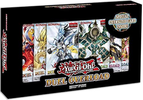 Yu-Gi-Oh! Trading Cards: Duel Overload Box