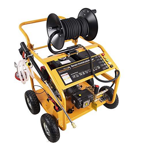 Strahlemann SM-LB250B Benzin-Hochdruckreiniger - 9