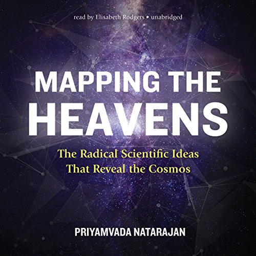 Mapping the Heavens audiobook cover art