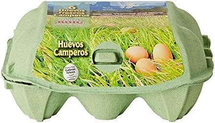 Roig Tierras Del Ebro Huevos Camperos, 6 Unidades