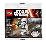 Lego 30602 First Order Storm Torupa ' 30602 First Order Stormtrooper bolsa de plástico