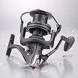 釣りリール、速度比 4.1: 1 スピニングリール 13 + 1 ステンレス塩水または淡水用