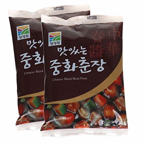 Chong Jung Won Chinese Black Bean Paste, 8.82 Ounce (2 Pcs)